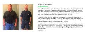 Dave-Diet-testimonials